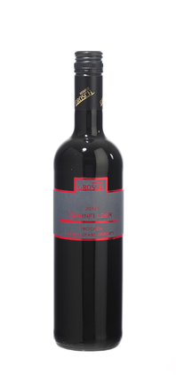 2013er Dornfelder Rotwein trocken -im Barrique gereift-